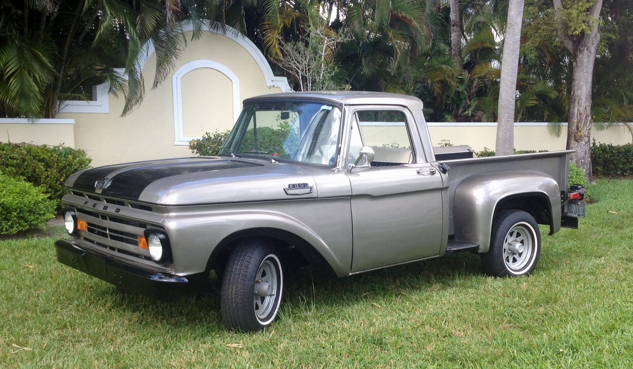 1962 Ford F100 Photo Picture