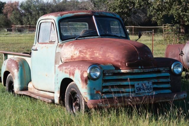 1953 Chevy 3100 Pickup Truck Photo Picture