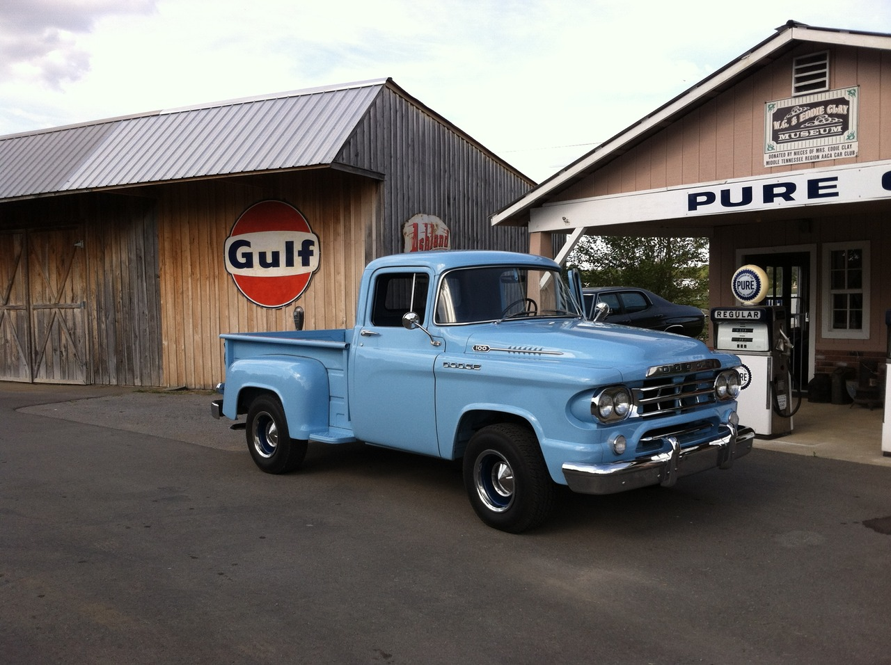 1959 D100 Dodge Truck Photo Picture