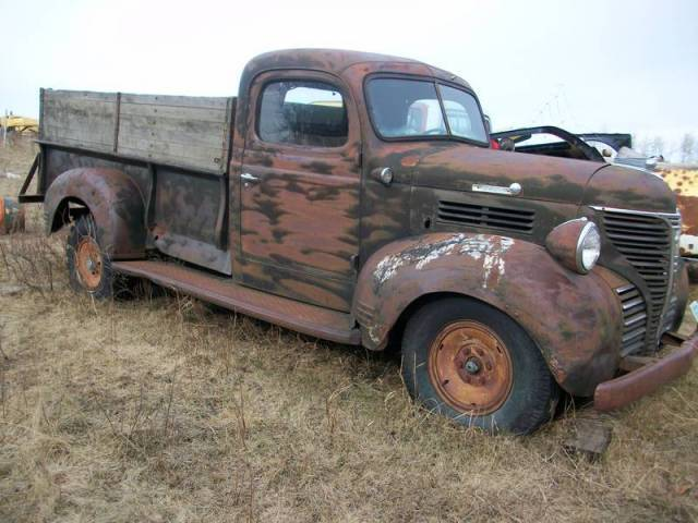 1948 Dodge Fargo Pickup Truck Photo Picture