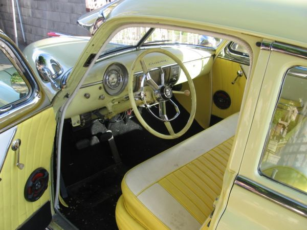 1949 chevrolet fleetline interior photo picture. Black Bedroom Furniture Sets. Home Design Ideas