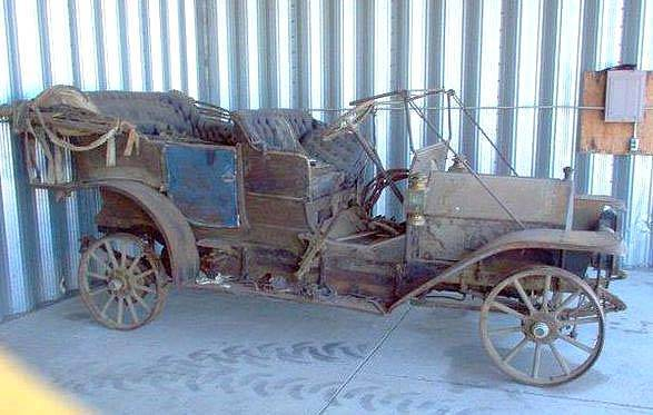 1910 Cadillac Touring Car Photo Picture