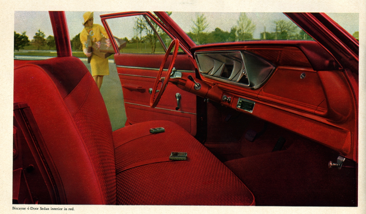 1966 chevrolet biscayne 4 door sedan interior photo picture. Black Bedroom Furniture Sets. Home Design Ideas
