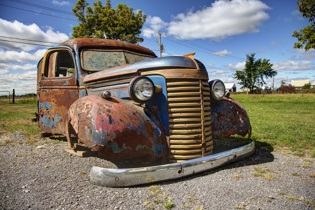 1940 ford pick up street rod home built and driven car for Ford motor company ethical violations