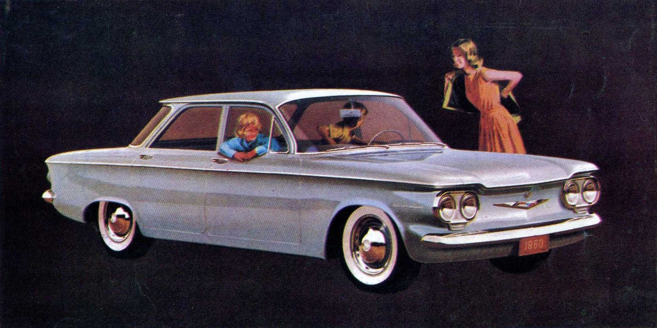 1960 Chevrolet Corvair 4-Door Photo Picture