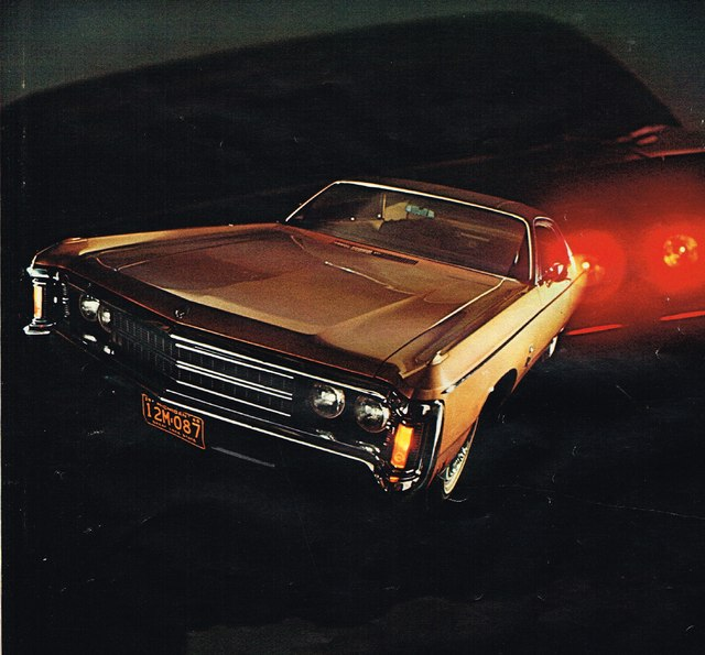 1969 Chrysler Imperial Photo Picture
