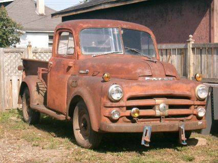 Old Dodge Pickup Photo Picture