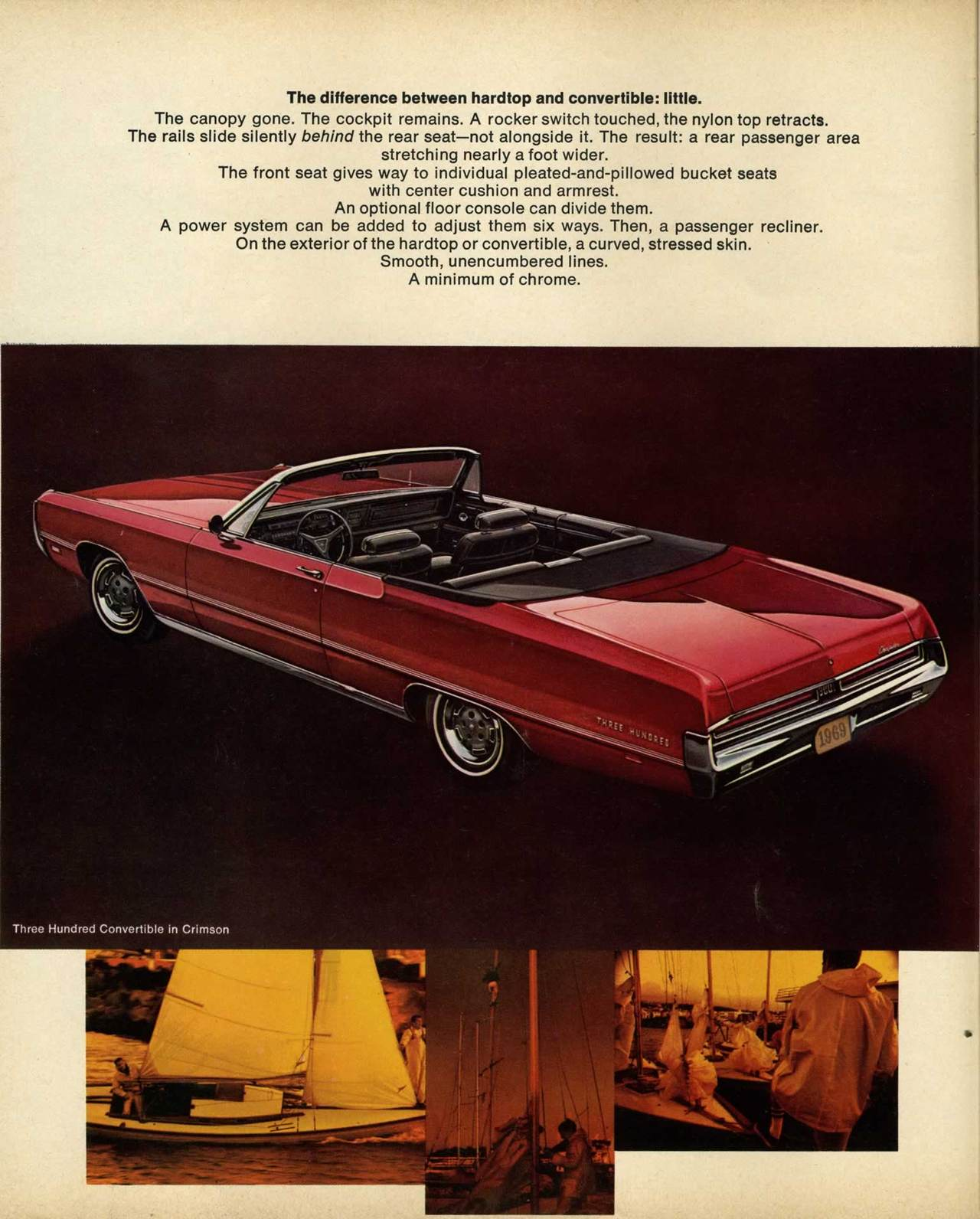 1969 Chrysler Brochure Photo Picture