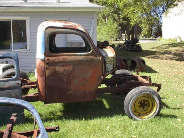 1941 Willys Pickup Truck Photo Picture