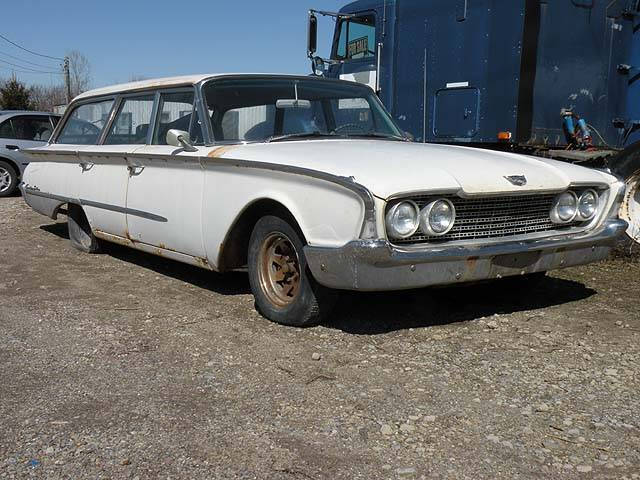 1960 ford station wagon photo picture. Black Bedroom Furniture Sets. Home Design Ideas