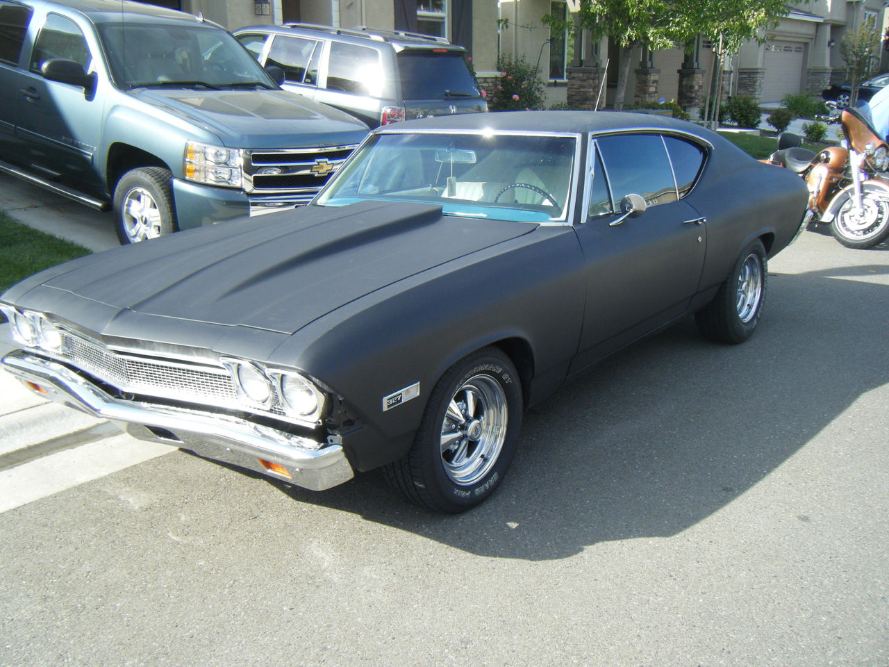 Rusty Muscle Cars >> 1968 Chevrolet Chevelle Restoration Photo Picture