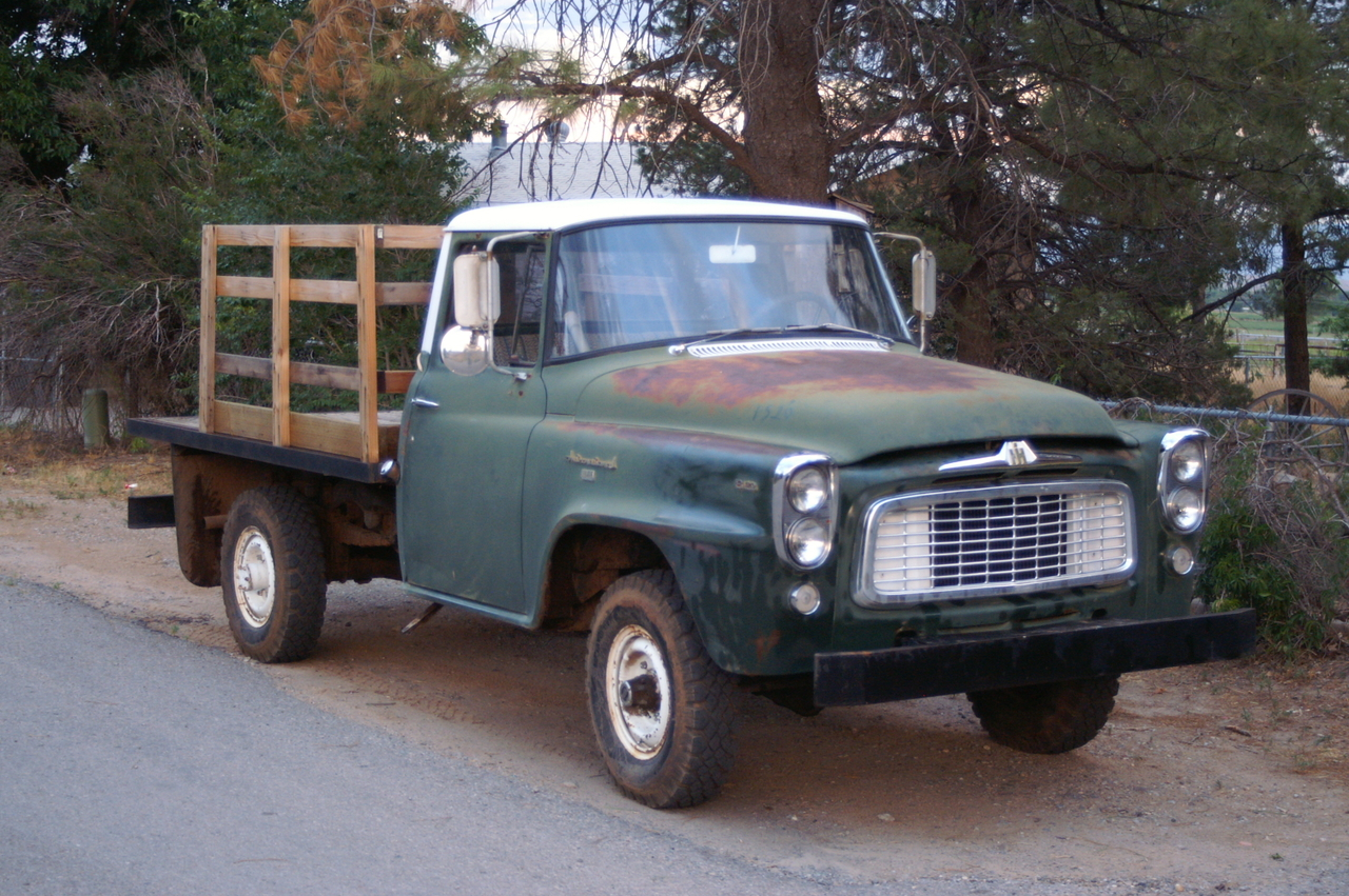 1960 International Harvester B160 Truck Photo Picture