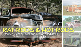 Rat Rods & Hot Rods Gallery