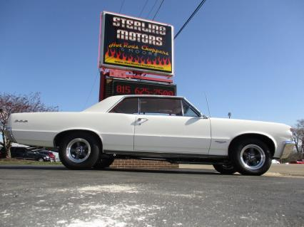 1964 Pontiac GTO PHS Certified Fully Restored