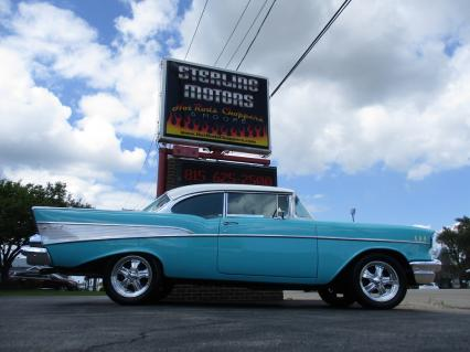 1957 Chevy Bel-Air 2 Door Sport Coupe Resto-Mod