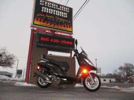 2009 Kymco Yager GT 200i with 892 Miles