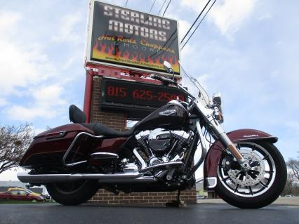 2015 H-D FLHR Road King with 5330 Miles