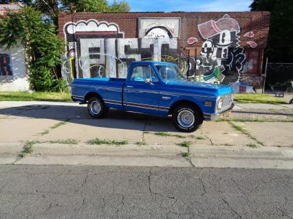 Chevrolet C10 Short Bed