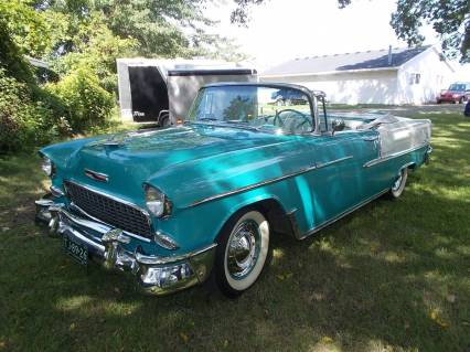 1955 Chevrolet Bel Air/150/210 CONVERTIBLE REDUCED