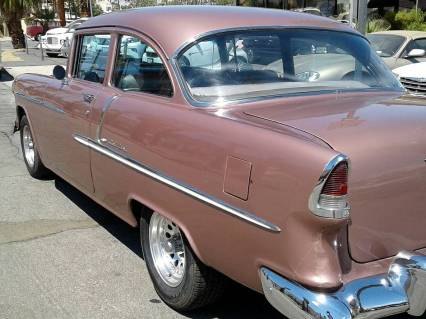 55 BEL AIR 2 DR IMMACULATE REDUCED- 29995 FIRM