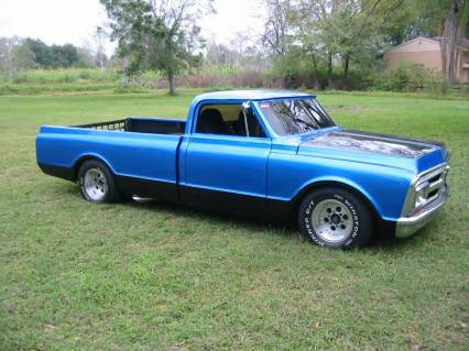 70 GMC CUSTOMRACERAT RODHOT ROD REDUCED