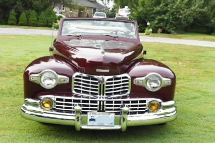 48 LINCOLN CONTINENTAL VERT IMMACULATE REDUCED