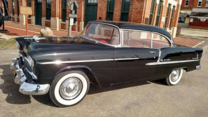 1955 belair 2 dr ht IMMACULATE REDUCED 35500FIRM