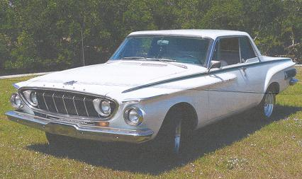 1962 DODGE POLARA 500 2-DOOR HARDTOP  Survivor