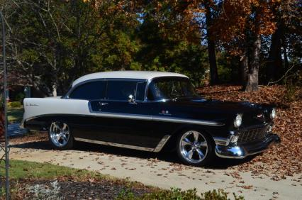 56 CHEVY PRO STREET BEST  IN  THE USA REDUCED 80K