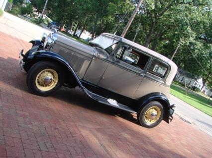 1931 Ford Vicky/Victoria All-Steel Original Restor