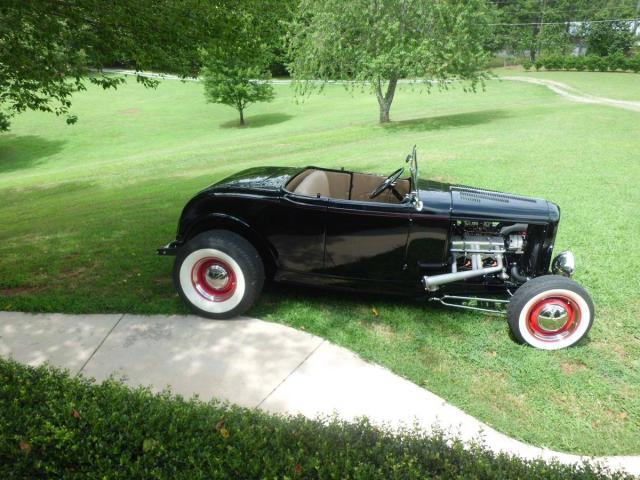 1932 Ford Convertible 32 FORD ALL STEEL RDSTR ALMOST NEW
