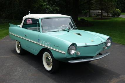 62 AMPHICAR EXCELLENT  CONDITION REDUCED79900 OB0