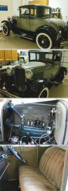 1930 Ford CPE RUMBLE SEAT REDUCED 1650000 FIRM