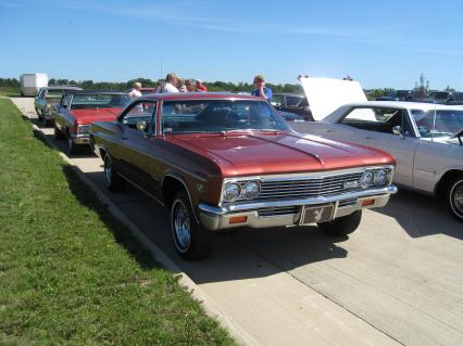 66 CHEVY 396 ALL ORIGINAL ONE OWNER PERFECT REDUCE