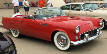1955 THUNDERBIRD IMMACULaTE REDUCED 34500 FIRM