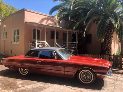 1966 Ford Thunderbird 3 Window Coupe Town Landau -