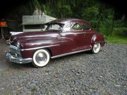 48 DESOTO DELUXE IMMACULATE REDUCED 18500