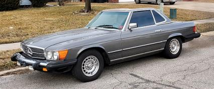 85 MB RDSTR/COUPE SL 380 IMMACULATE REDUCED  $13K