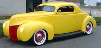39 FORD RARE 3 WINDOW CPE NEW REDUCED 44995