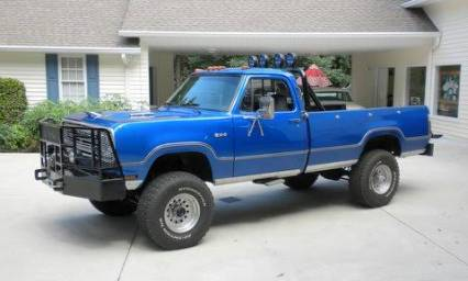 1973 Dodge PowerWagon