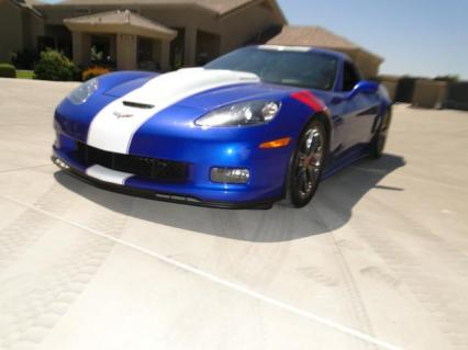 2009 Chevrolet Corvette callaway 650 hp 1 of 1