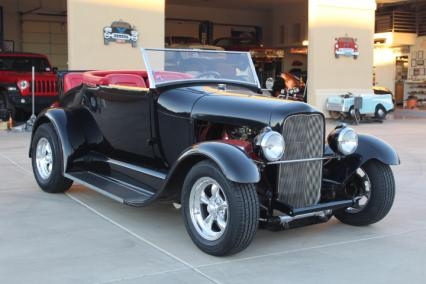 1931 ford roadster real steel car true hot rod 350