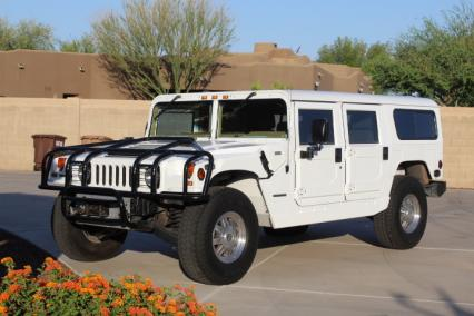 1996 hummer h1 2 owner loaded extrassell trade