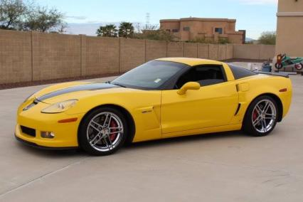 2008 corvette z06 only 38000 mi mint sell or trade