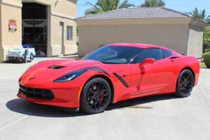 2019 corvette coupe loaded sell trade