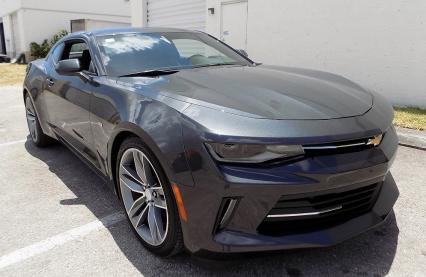 2018 CAMARO RS COUPE