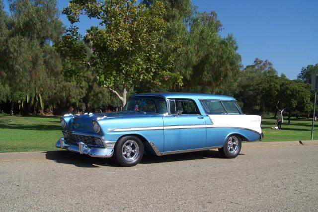 1956 Chevrolet Nomad 1956 Chevy Nomad