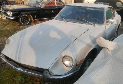 Datsun 240Z WANTED  Also 260  280Z Any Condition