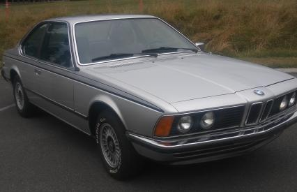 Polaris Silver BMW 60CS 5 spd coupe Mint 88K mi