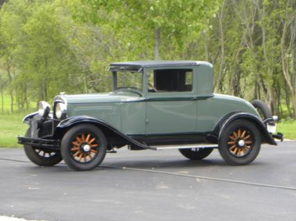 1929 Plymouth Model U Business Coupe